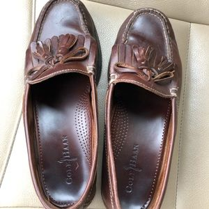 Cole Hann Men's Country Loafers with Tassel Size 9
